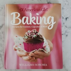 American Girl Baking Cookbook by Williams Sonoma